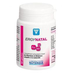 Nutergia Ergynatal Capsules 60 stuks