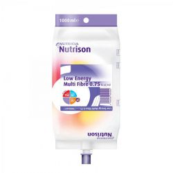 Nutricia Nutrison Low Energy multi fibre pack 1l