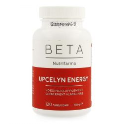 Nutrifarma Beta Upcelyn Energy Tabletten 120 stuks