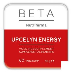 Nutrifarma Beta Upcelyn Energy Tabletten 60 stuks