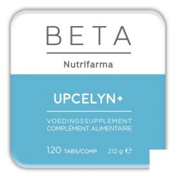 Nutrifarma Beta Upcelyn+ Tabletten 120 stuks
