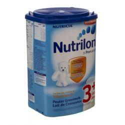 Nutrilon Wachstumsmilch Kleinkind +3 Jahren Pulver 800g