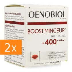 Oenobiol Slimming Booster Promo Capsules 2x90 pièces