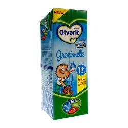 Olvarit Wachstumsmilch +1 Jahr ohne Vanillearoma Flüssig 1l