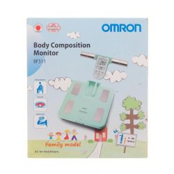 Omron body composition monitor BF511 1 pièces