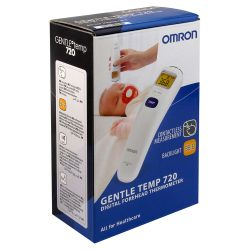 Omron gentle temp 720 thermomètre  1 pièces