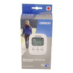 Omron walking style IV blanc 1 pièces