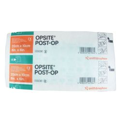 Opsite Post-Op apósito 20cmx10cm 1 unidades