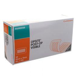 Opsite Post-op Visible 10x20cm 20 pièces