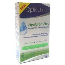 Opticalmax Hyaluron plus Oogdruppels 10ml