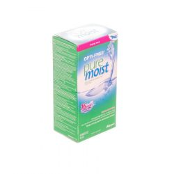 Optifree Pure Moist travelpack 90ml
