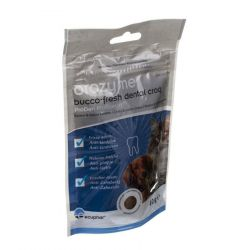 Orozyme Bucco-Fresh Dental hond < 10kg Droge brokjes 60g
