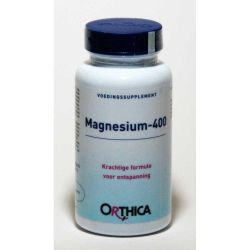 Orthica Magnesium-400 Tabletten 60 Stück