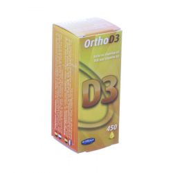 Ortho D3 Orthonat Gouttes 20ml