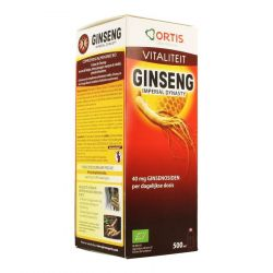 Ortis Ginseng Imperial dynasty Trinkbare Lösung 500ml