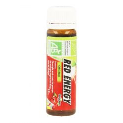 Ortis Red Energy Monodose Ampullen 15ml