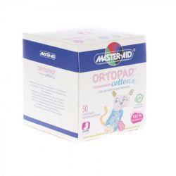 Ortopad Cotton Girls junior 50 stuks