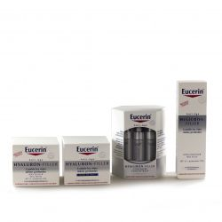 Pack Eucerin Hyaluron-Filler pieles secas Paquete