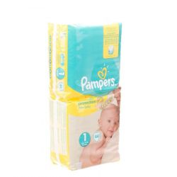 Pampers Premium Protection New Born 2-5kg 44 stuks