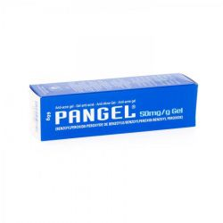 Pangel 5 tube Gel 60g