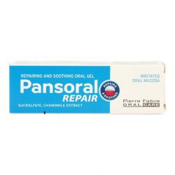 Pansoral Repair mondgel Gel 15ml