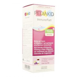 Pediakid Immuno-Fort Siroop 250ml