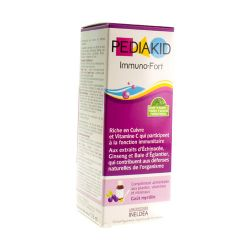 Pediakid Immuno-Fort Solution orale 125ml