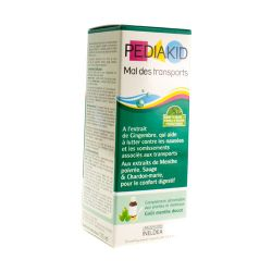 Pediakid mal des transports Solution orale 125ml
