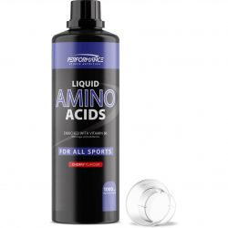 Performance Amino Liquid cerise Solution orale 1l