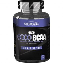 Performance BCAA 6000 Tabletten 90 Stück