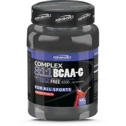 Performance BCAA 8/1/1 crazy punch Poeder 500g