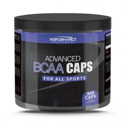 Performance BCAA Capsules 300 pièces