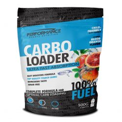 Performance Carboloader orange sanguine Poudre 500g