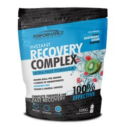 Performance Instant Recovery complex framboos/kiwi Poeder 500g