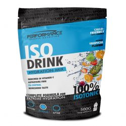Performance Isodrink tropical Poudre 500g