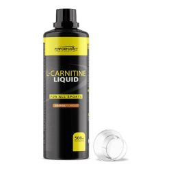Performance L-carnitine liquid Vloeibaar 500ml