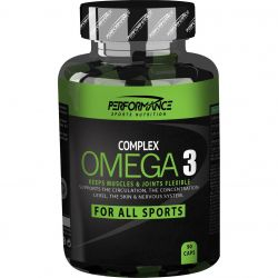 Performance Omega 3 Softgel 90 stuks