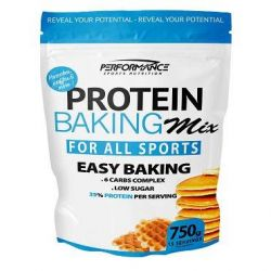 Performance Protein Baking mix Poeder 750g