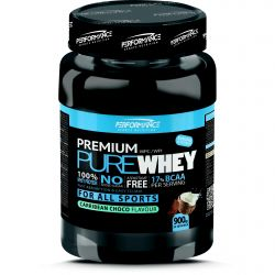Performance Pure whey carribean choco Poudre 900g