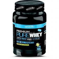Performance Pure Whey NB vanille Poudre 900g