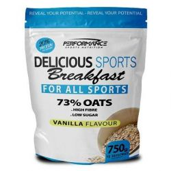 Performance Sport breakfast vanille Poudre 750g