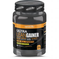 Performance Ultra Lean Gainer plátano Polvo 1200g