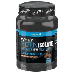 Performance Whey Protein Isolate chocolade Poeder 900g