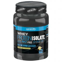 Performance Whey Protein Isolate vanille Poeder 900g