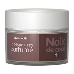 Pharmactiv Le Beurre Corps Parfumé kokos Lichaamscrème 200ml