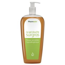 Pharmactiv Le Gel Douche Surgras Gel douche 500ml