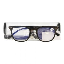 Pharmaglas Visionblue PC02 bruin +2,00 1 stuks