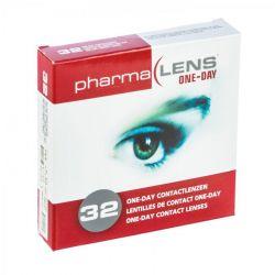 Pharmalens daglenzen -7,50 32 stuks