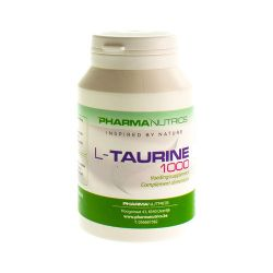 Pharmanutrics L-Taurine 1000 Tabletten 60 stuks