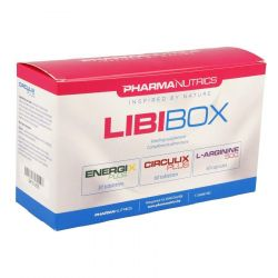 Pharmanutrics Libibox  Capsules & tabletten 1 stuks